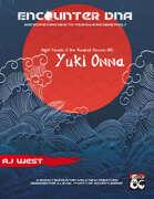 Encounter DNA -- Yuki Onna (Fantasy Grounds)