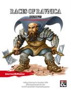 Races of Ravnica - Dwarves