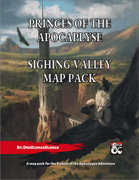 Sighing Valley Map Pack