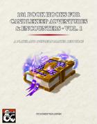 101 Book Hooks - Vol. 1