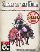 Druid Circle - Circle of the Hunt