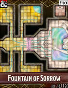 Elven Tower - Fountain of Sorrow | Stock City Map