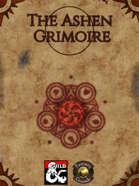The Ashen Grimoire (Fantasy Grounds)