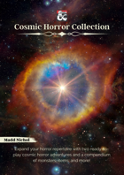 MNichol Writing's Cosmic Horror Collection [BUNDLE]