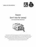 "CCC-DC-POA-MDV01, ""Haven (Isn't too far Away)"