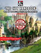 The City Handbook