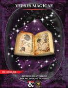 Verses Magicae (Fantasy Grounds)