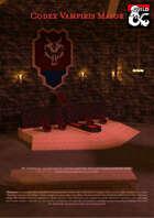 Codex Vampiris Maior