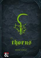 Circle of Thorns Druid Circle