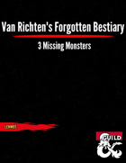 Van Richten's Forgotten Bestiary