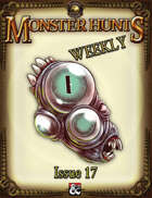 Monster Hunts Weekly: Issue 17 (Fantasy Grounds)
