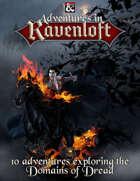 Adventures in Ravenloft (Fantasy Grounds)
