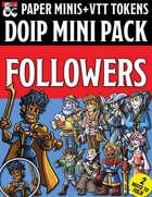 Essentials Kit Mini Pack: Followers