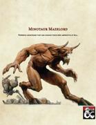 Minotaur Mazelord