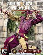 Comedic Curses of Pidlwick III (Fantasy Grounds)
