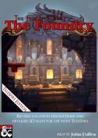 Forge of Fury - The Foundry - TaleSpire Edition