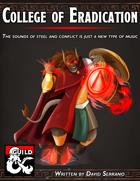 Bard College - The College of Eradication