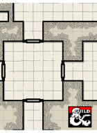 The Puzzle dungeon of Four Elements