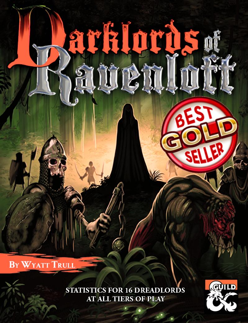 Darklords of Ravenloft