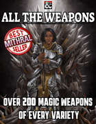 All The Weapons