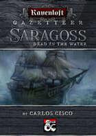 Ravenloft Gazetteer: Saragoss