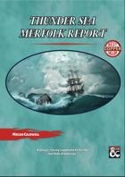 Thunder Sea Merfolk Report