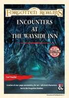 Encounters At The Wayside Inn