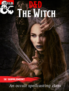 The Witch: An Occult Spellcasting Class