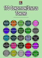 133 Condition/Status Tokens