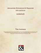 AD&D5E: The Aasimar