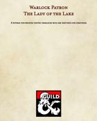 The Lady of the Lake Warlock Patron