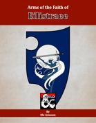 Arms of the Faith of Eilistraee