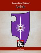 Arms of the Faith of Lolth