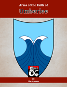 Arms of the Faith of Umberlee