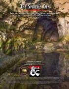 Into the Underdark - Part 2 The Spider's Den (Fantasy Grounds)