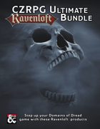 CZRPG Ultimate Ravenloft [BUNDLE]