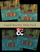 Small Harbor Map Pack