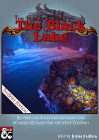 Forge of Fury - The Black Lake - TaleSpire Edition
