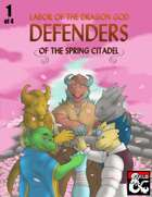 Defenders of the Spring Citadel