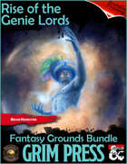 Rise of the Genie Lords (Fantasy Grounds) [BUNDLE]