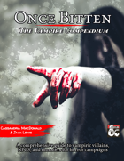 Once Bitten: The Vampire Compendium