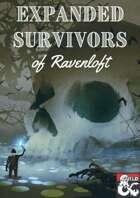 Expanded Survivors of Ravenloft