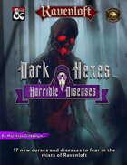Dark Hexes & Horrible Diseases (Fantasy Grounds)