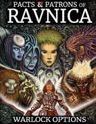 Pacts and Patrons of Ravnica