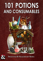 101 Potions and Consumables
