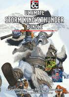 Ultimate Storm King's Thunder Bundle [BUNDLE]