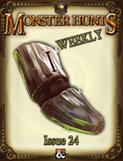 Monster Hunts Weekly: Issue 24 (Fantasy Grounds)