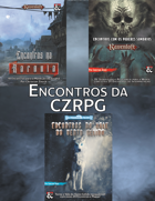 Encontros da CZRPG [BUNDLE]