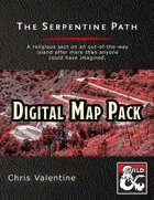 The Serpentine Path, Digital Map Pack