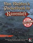 Van Richten's Pocketbook to Ravenloft